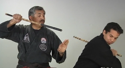 Doce Pares Escrima Vol-1 by Alfredo Bandalan (On Demand)