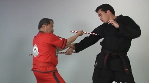 Doce Pares Escrima Vol-3 by Alfredo Bandalan (On Demand)