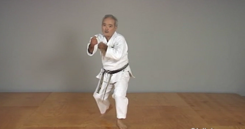 Okinawan Karate Shorin Ryu Vol-4 by Eihachi Ota (On Demand)