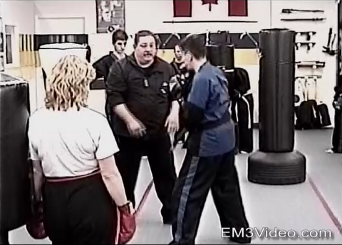 Kenpo Fusion Seminar Volume 3 by Frank Trejo (On Demand) - Budovideos