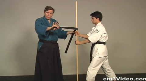 Hojojutsu The Art of Tying Your Enemy Vol-1 Introduction by Allen Woodman (On Demand) - Budovideos