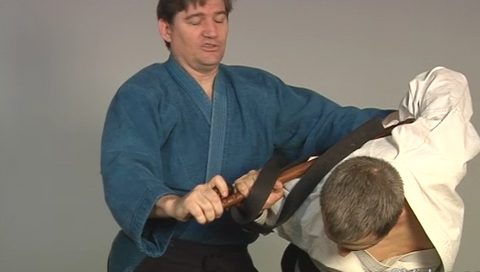 Hojojutsu The Art of Tying Your Enemy Vol-2 The Binding Art by Allen Woodman (On Demand)