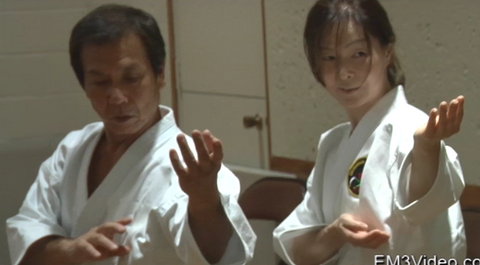 Koshi Shorin Ryu Karate Seminar Vol-2 by Eihachi Ota (On Demand)