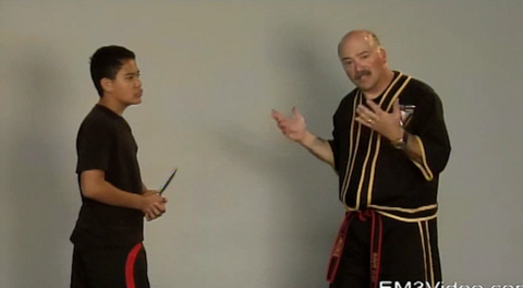 Masterclass Escrima - Modified Pangamut Volume 2: Street Knife Defense Tactics by Marc Lawrence (On Demand)