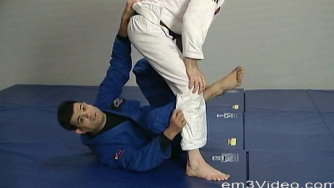 Essential Brazilian Jiu Jitsu Volume 1: Attacking the Back by Renato Magno (On Demand)