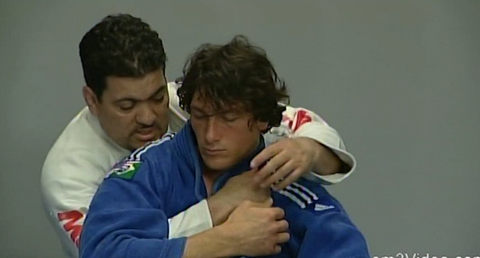 Mastering Brazilian Jiu-Jitsu Vol 2 Chokes by Rigan Machado (On Demand)