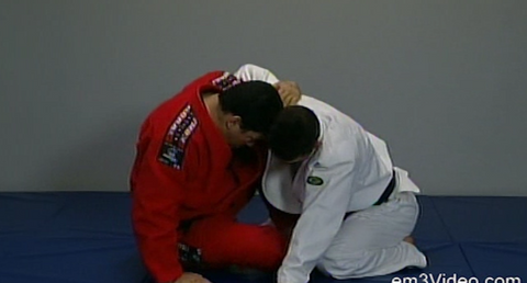 Mastering Brazilian Jiu-Jitsu Vol 3 Half Guard by Rigan Machado (On Demand)