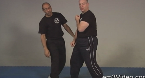 Wing Chun Close Range Combat by Tony Massengill (On Demand)