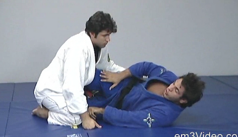 Brazilian Jiu-jitsu: Secrets of the Gi By Ricardo Arrivabene (On Demand)
