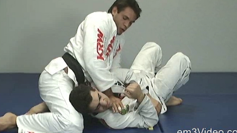 Ultimate Brazilian Jiu-jitsu: Ultimate Chokes by Ricardo Arrivabene (On Demand)