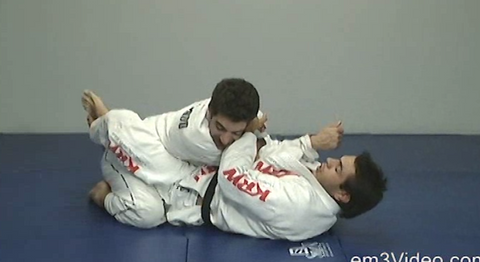 Ultimate Brazilian Jiu-jitsu: Ultimate Armlocks by Ricardo Arrivabene (On Demand)