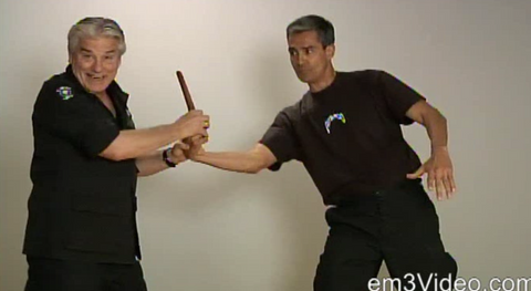 Tactical Series Vol 2 Knife Defense & Take-Aways by Tom Muzila (On Demand) - Budovideos