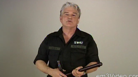 Tactical Series Vol 3 Baton Defense by Tom Muzila (On Demand)