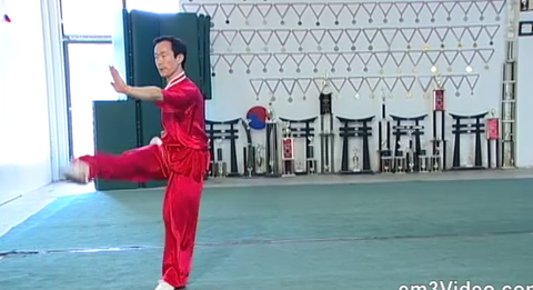 Mastering Wushu by Jiang Bangjun (On Demand)