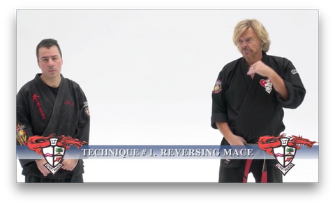 Kenpo, My Favorite Techniques by Larry Tatum (On Demand)