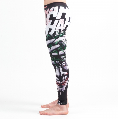 Batman Killing Joke BJJ Spats (Officially Licensed)