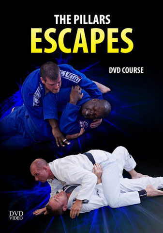 The Pillars Escapes 6 DVD Set by Stephen Whittier