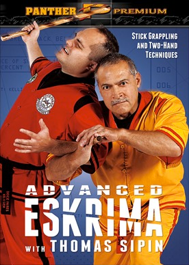 Advanced Eskrima DVD with Thomas Sipin - Budovideos