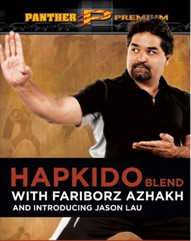 Hapkido Blend 5 DVD Set with Fariborz Azhakh