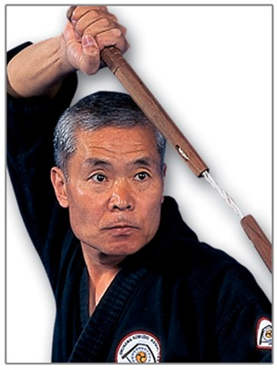 Traditional Okinawan Kobudo Weaponry 11 DVD Set with Mikio Nishiuchi - Budovideos Inc