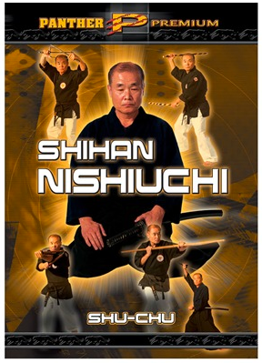 Kobudo Weapons 7 DVD Set with Mikio Nishiuchi - Budovideos Inc
