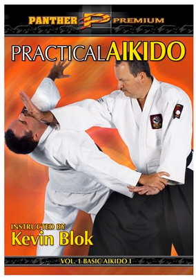 Practical Aikido 5 DVD Set with Kevin Blok