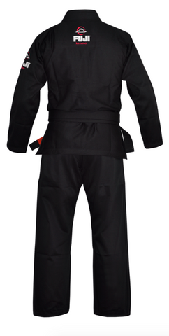 Fuji Lightweight BJJ Gi - Black