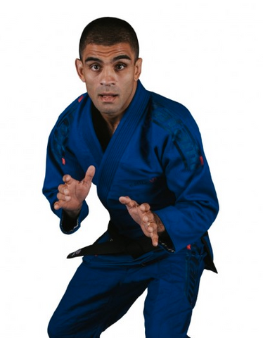 Estilo 6.0 Premier BJJ Gi - Blue & Navy by Tatami Fightwear