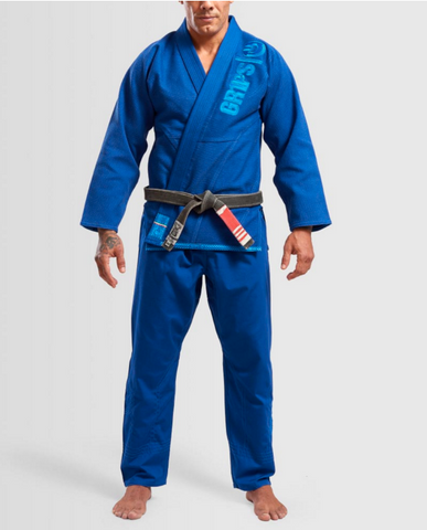 The Italian BJJ Kimono by Gr1ps  - WHITE, BLUE, or BLACK