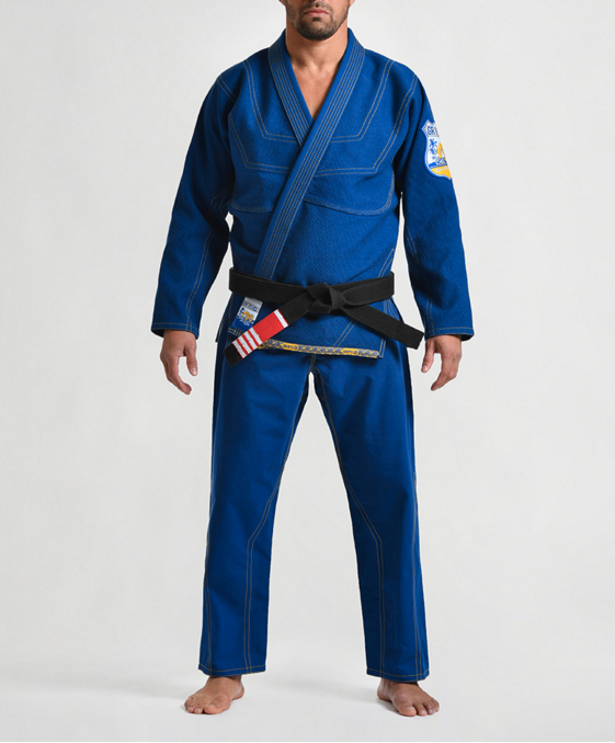 Cali BJJ Kimono by Gr1ps  - WHITE, BLUE, or BLACK - Budovideos