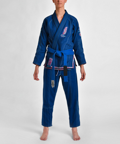 Ara Women's BJJ Kimono by Gr1ps - WHITE or BLUE