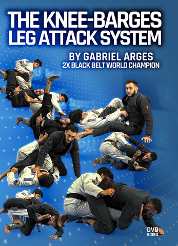 The Knee Barges Leg Attack System DVD by Gabriel Arges