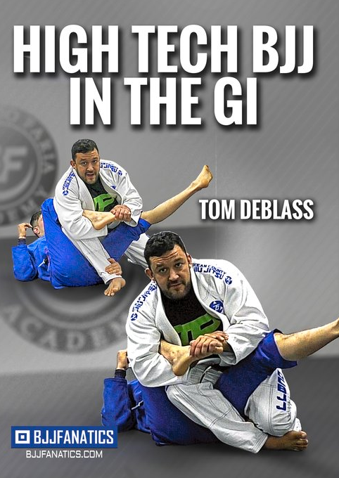 Hi Tech BJJ in the Gi 4 DVD Set by Tom DeBlass
