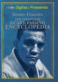 Complete Guard Passing Encyclopedia 2 DVD Set with Bruno Frazatto - Budovideos
