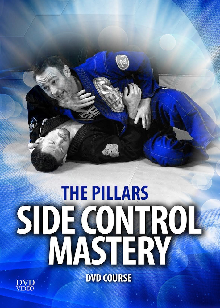The Pillars: Side Control Mastery 7 DVD Set by Stephen Whittier - Budovideos