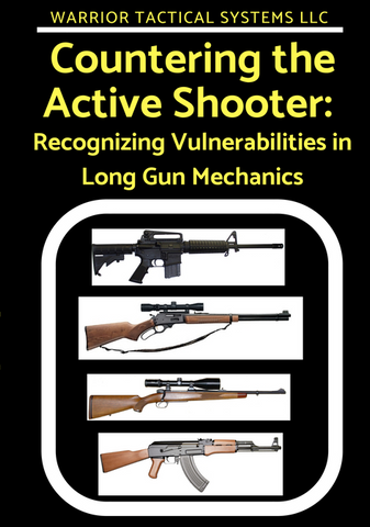 Countering the Active Shooter DVD with Paul Clark - Budovideos