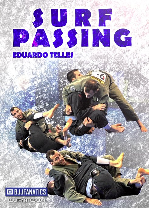 Surf Passing DVD by Eduardo Telles