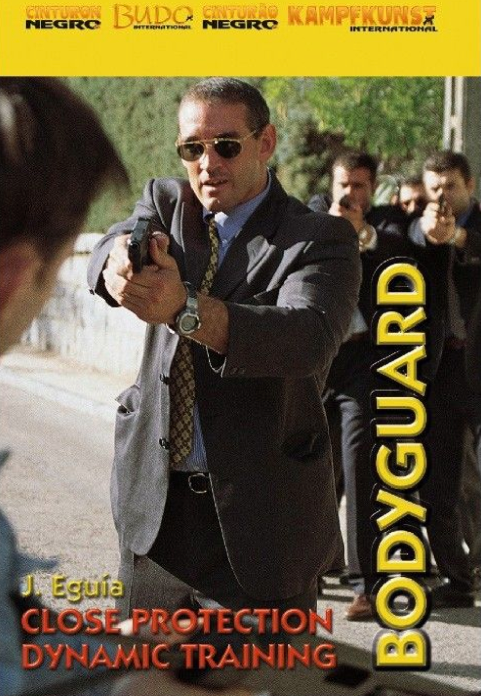 Bodyguard Dynamic Training DVD with J Eguia