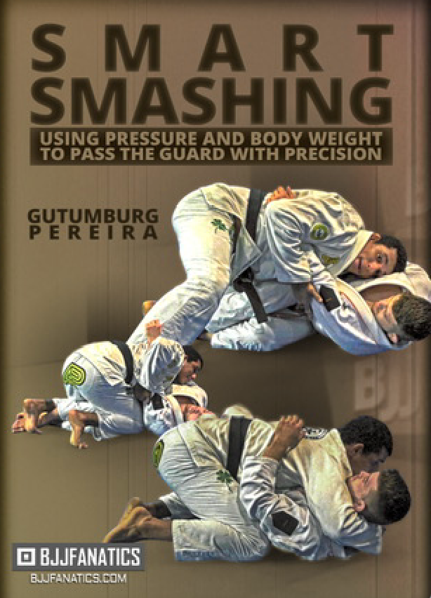 Smart Smashing 3 DVD Set by Gutumburg Pereira