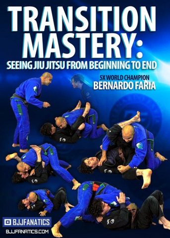 Transition Mastery 4 DVD Set with Bernardo Faria