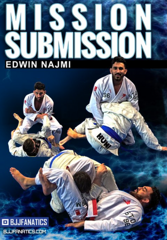 Mission Submission 3 DVD Set by Edwin Najmi