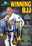 Winning BJJ: Tactical Skills & Strategies for Tournaments DVD by Rodrigo Antunes