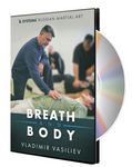 Russian Systema: Breath & Body DVD by Vladimir Vasiliev