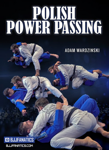 Polish Power Passing 4 DVD Set with Adam Wardzinski
