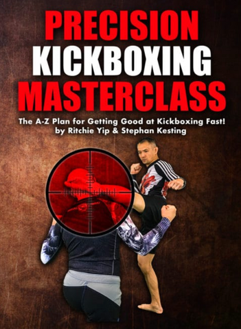 Precision Kickboxing Masterclass 6 DVD Set with Ritchie Yip & Stephan Kesting - Budovideos