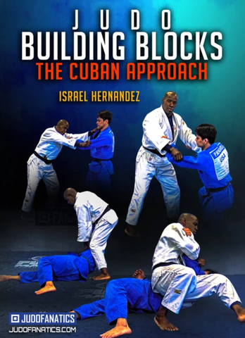 Judo Building Blocks 4 DVD Set by Israel Hernandez
