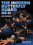 The Modern Butterfly Guard No Gi 4 DVD Set by Jon Satava