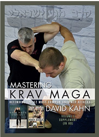 Mastering Krav Maga Vol 4 by David Kahn 8 DVD Set
