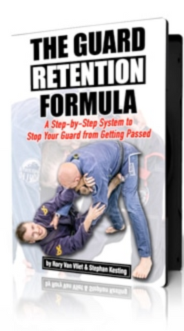 The Guard Retention Formula 6 DVD Set with Rory Van Vliet and Stephan Kesting
