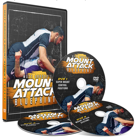 Mount Attack Blueprint 3 DVD Set by Matt Arroyo - Budovideos